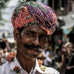 The Indian moustache … still very much in fashion