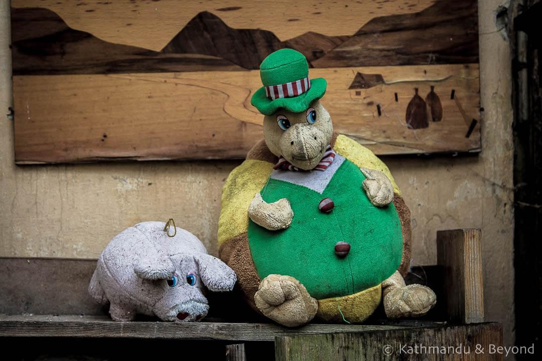 The Yard of Lost Toys Lviv Ukraine-11