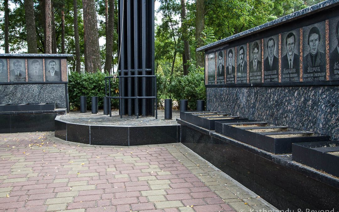 Monument to the Chernobyl Victims