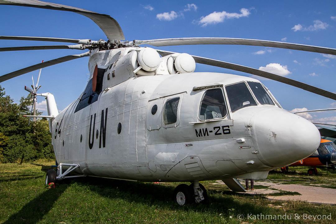 Ukraine State Aviation Museum Kiev Ukraine-10