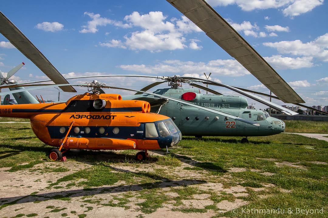 Ukraine State Aviation Museum Kiev Ukraine-15