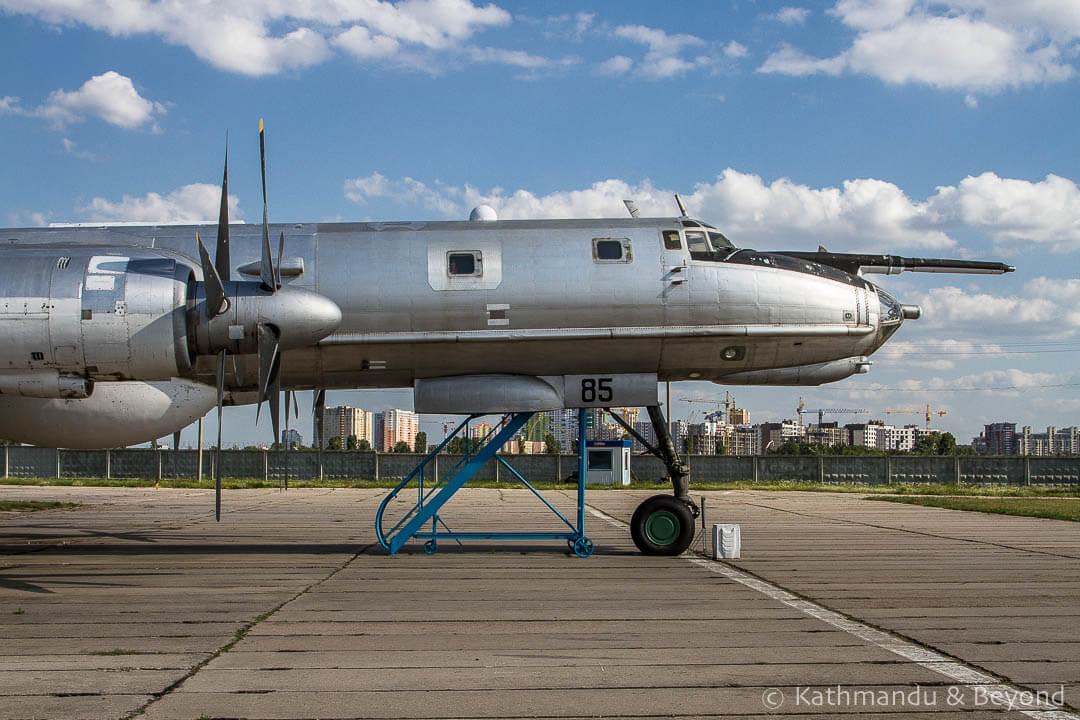 Ukraine State Aviation Museum Kiev Ukraine-37