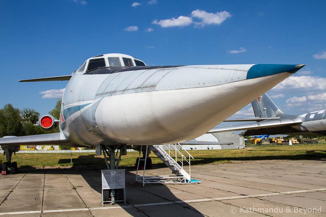 Ukraine State Aviation Museum Kiev Ukraine-39
