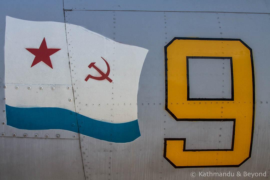 Ukraine State Aviation Museum Kiev Ukraine-43