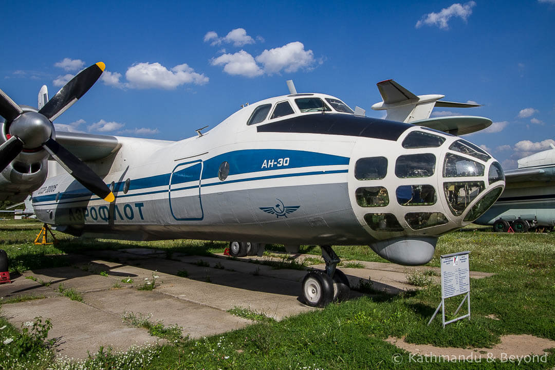 Ukraine State Aviation Museum Kiev Ukraine-45