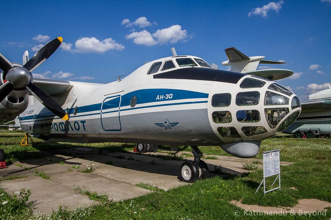 Ukraine State Aviation Museum Kiev Ukraine-45