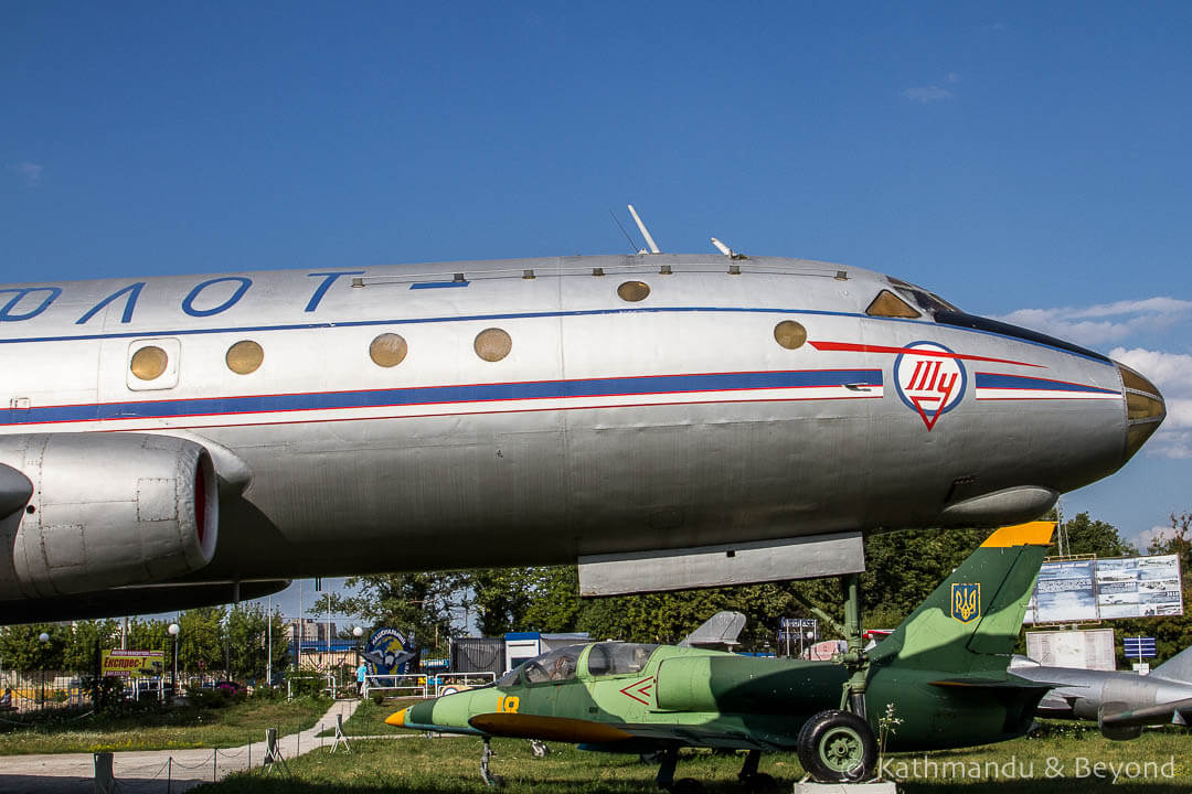 Ukraine State Aviation Museum Kiev Ukraine-48
