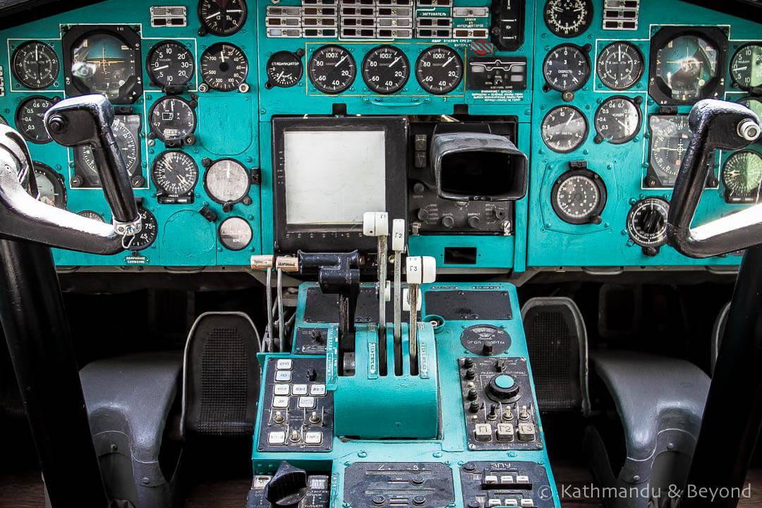 Ukraine State Aviation Museum Kiev Ukraine-5