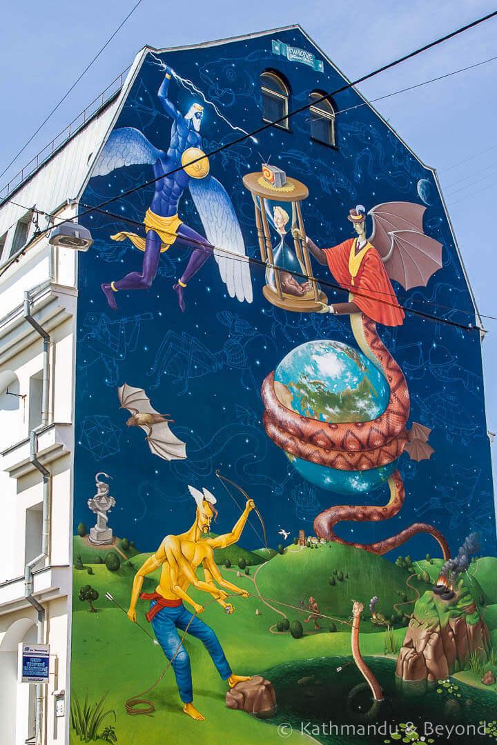 Time for Change | Street Art in Kiev Ukraine-1-2