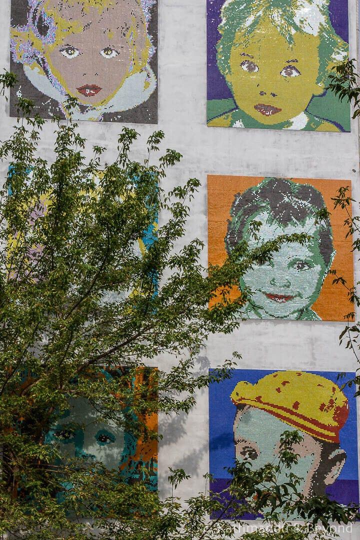 Children | Street Art in Kiev Ukraine-8