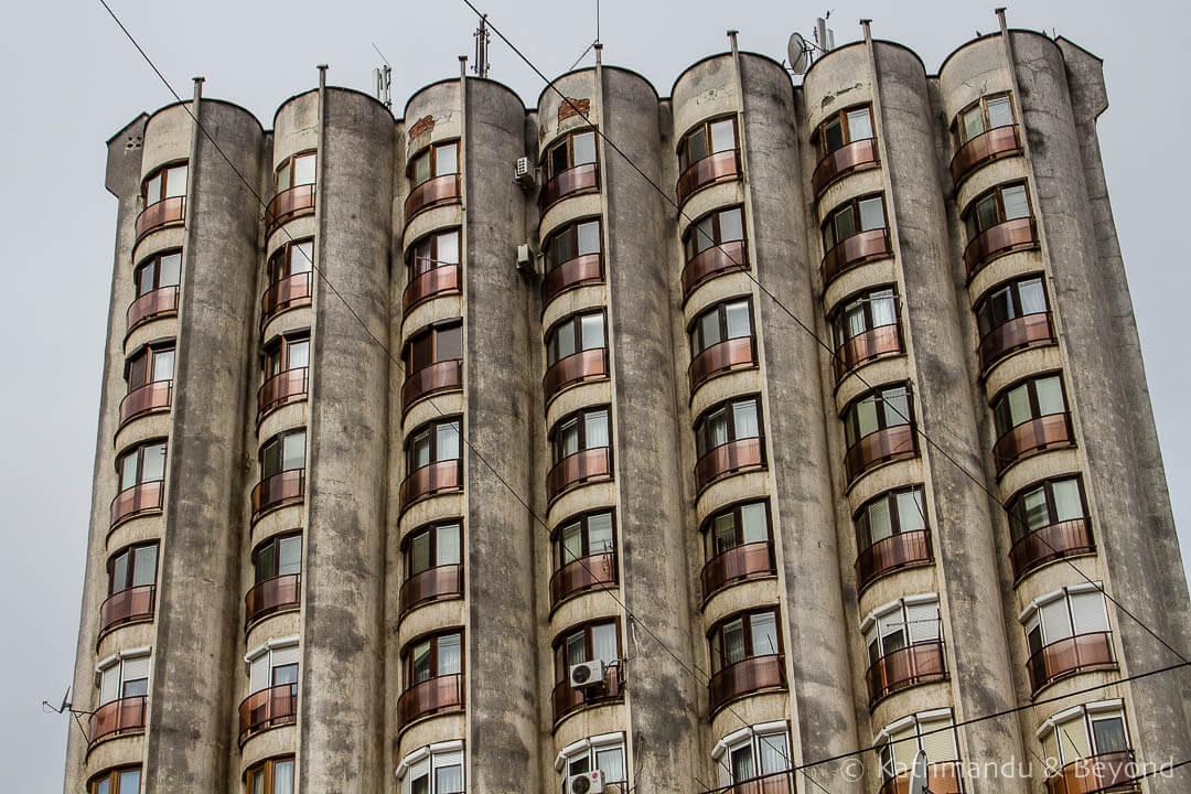 Residential Building Novi Pazar Serbia