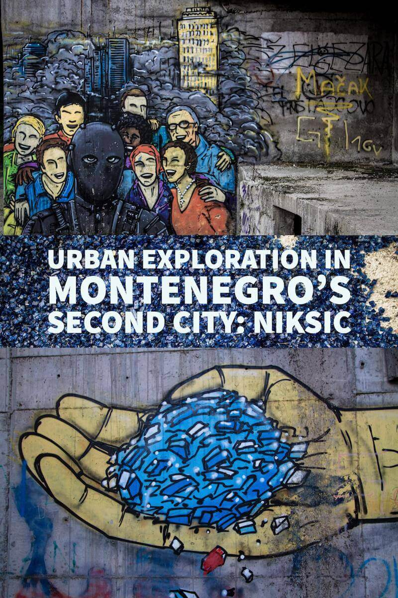 Urban exploration in Montenegro's second city - Niksic
