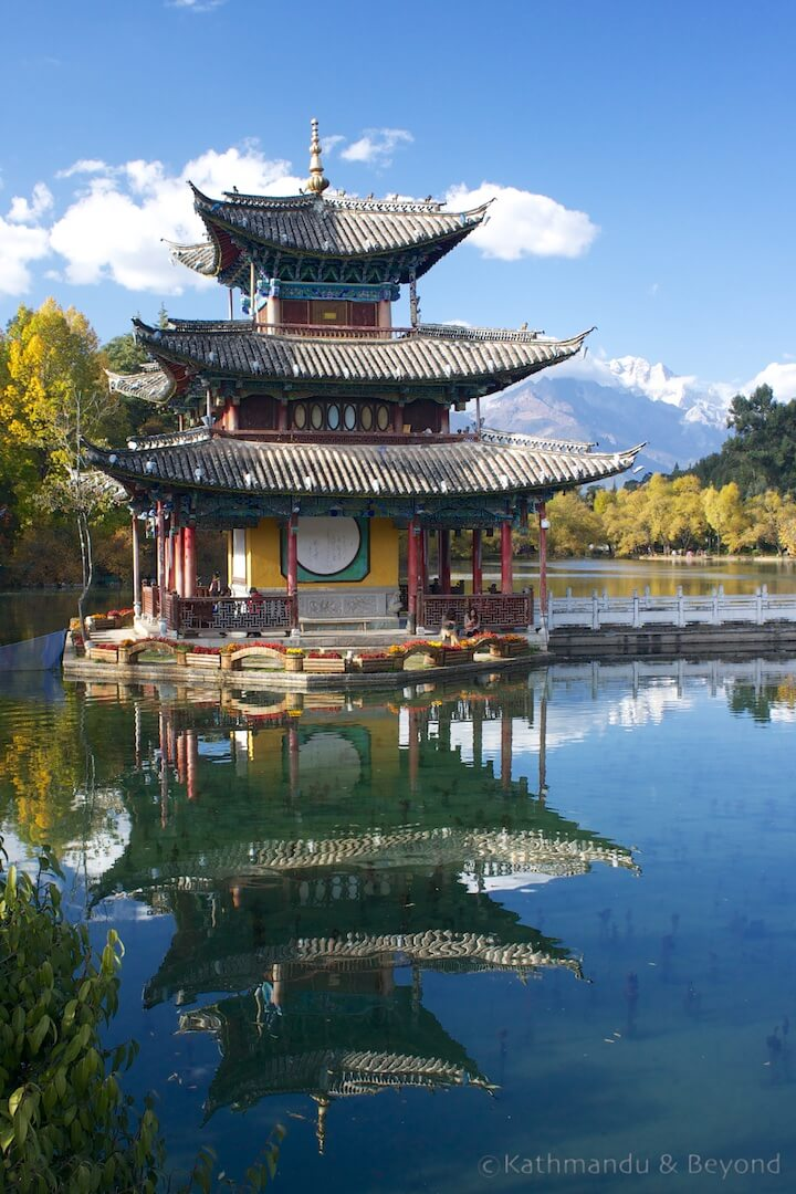 Black Dragon Pool Lijiang Yunnan 12