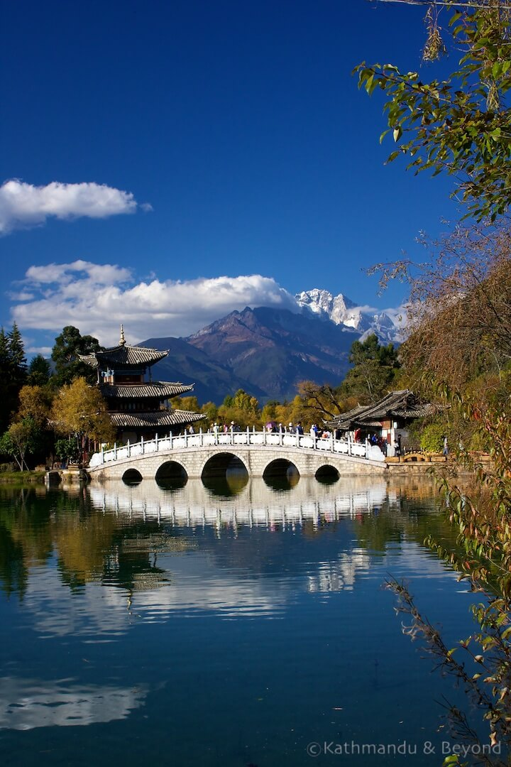 Black Dragon Pool Lijiang Yunnan 6