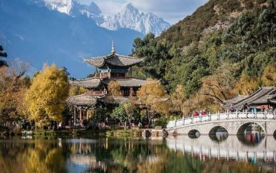 Travel Shot: Black Dragon Pool in Lijiang, China