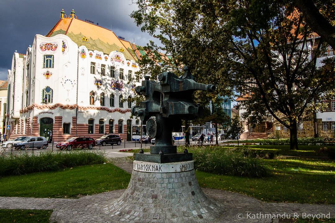 Cifrapalota (Ornamented Palace) Kecskemet Hungary-3