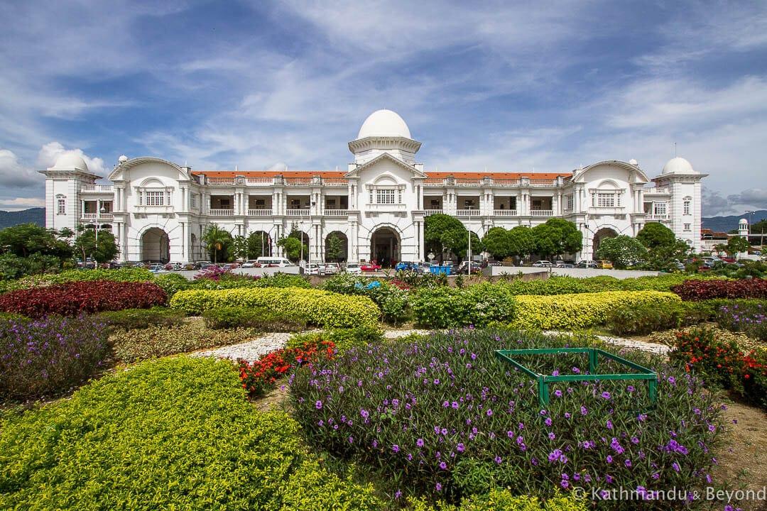 Ipoh railway station Ipoh Malaysia