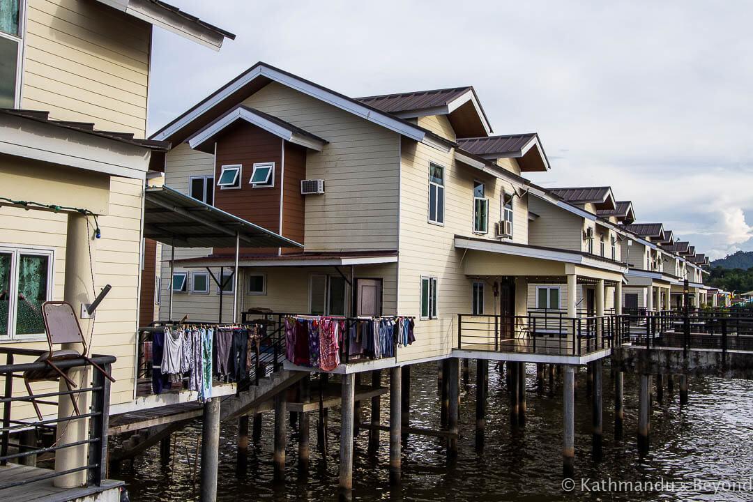 Kampong Ayer Bandar Seri Begawan Brunei-5