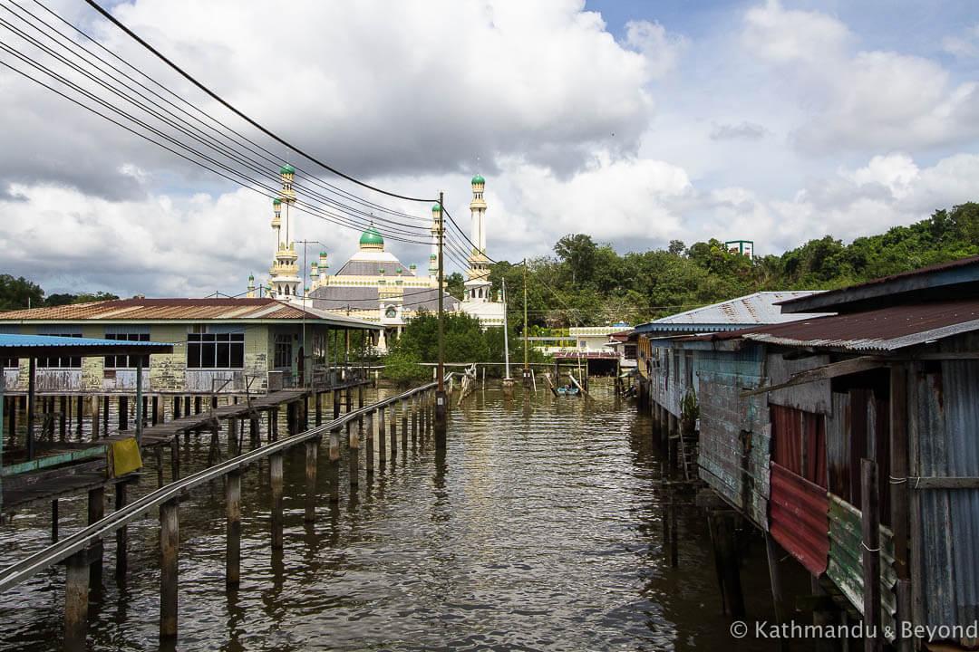 Our visit to Kampong Ayer in Brunei's Bandar Seri Begawan