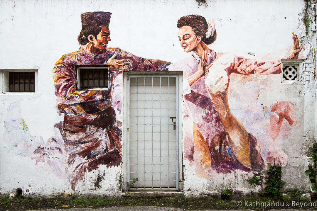 Graffiti 3d Di Jalan