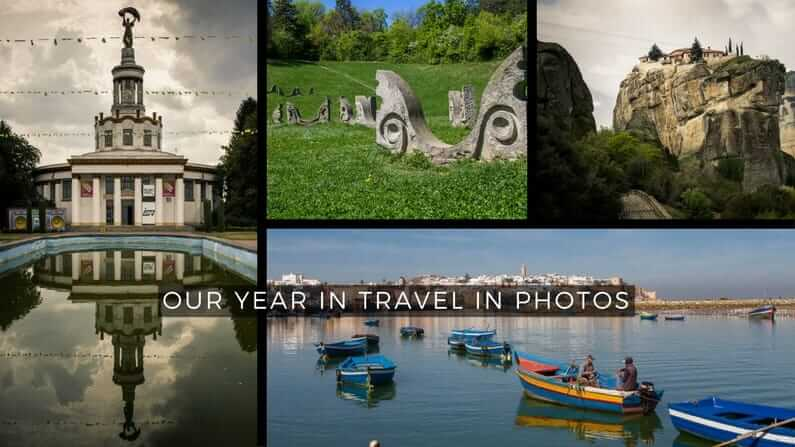 OUR TRAVEL YEAR IN PHOTOS 2017