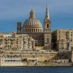 St. Paul's Pro-Cathedral  in Valletta, Malta