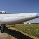 The Long Range Aviation Museum in Poltava, Ukraine