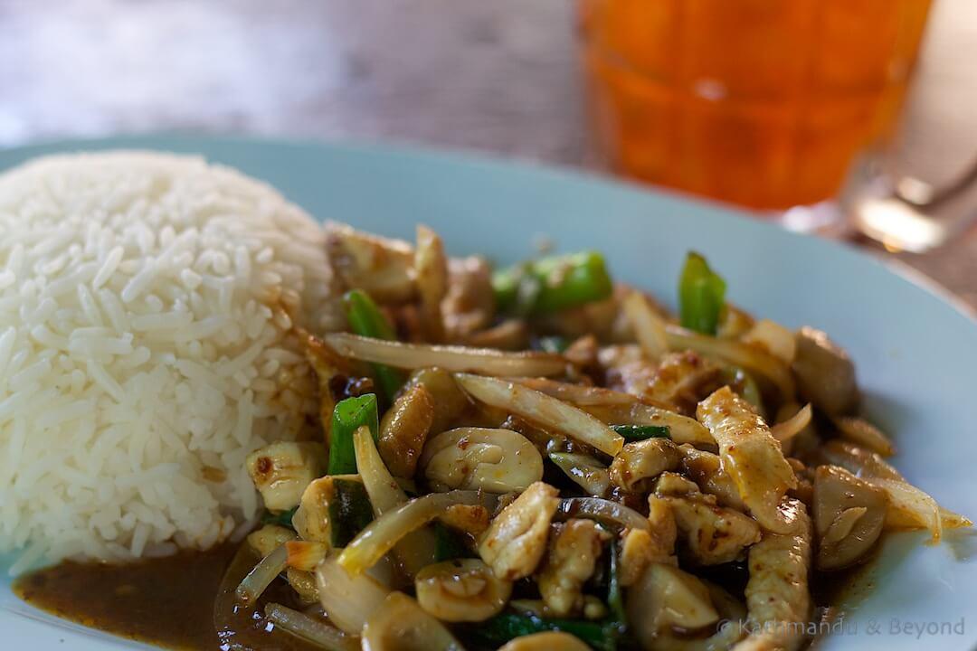 Food Chiang Mai Thailand