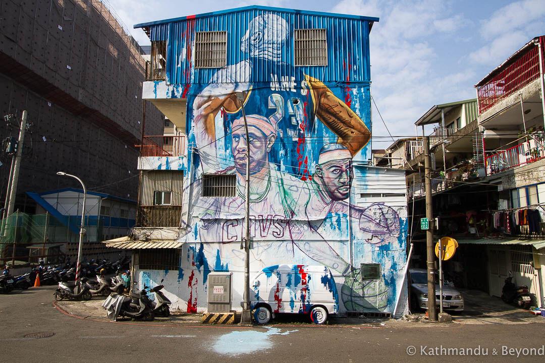 Street Art in Kaohsiung Taiwan-19