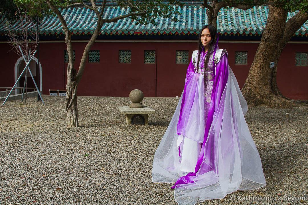 Koxinga Ancestral Shrine Tainan Taiwan-7