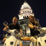 Phnom Penh Nightlife Experience with Vespa Adventures
