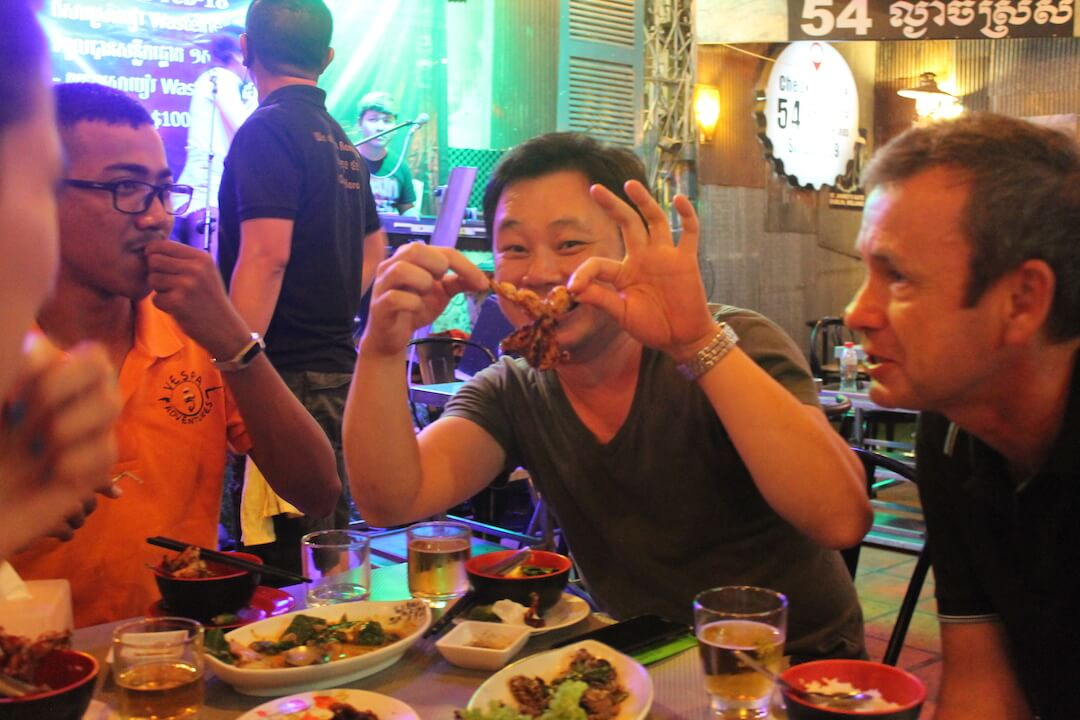Our Phnom Penh Nightlife Experience With Vespa Adventures