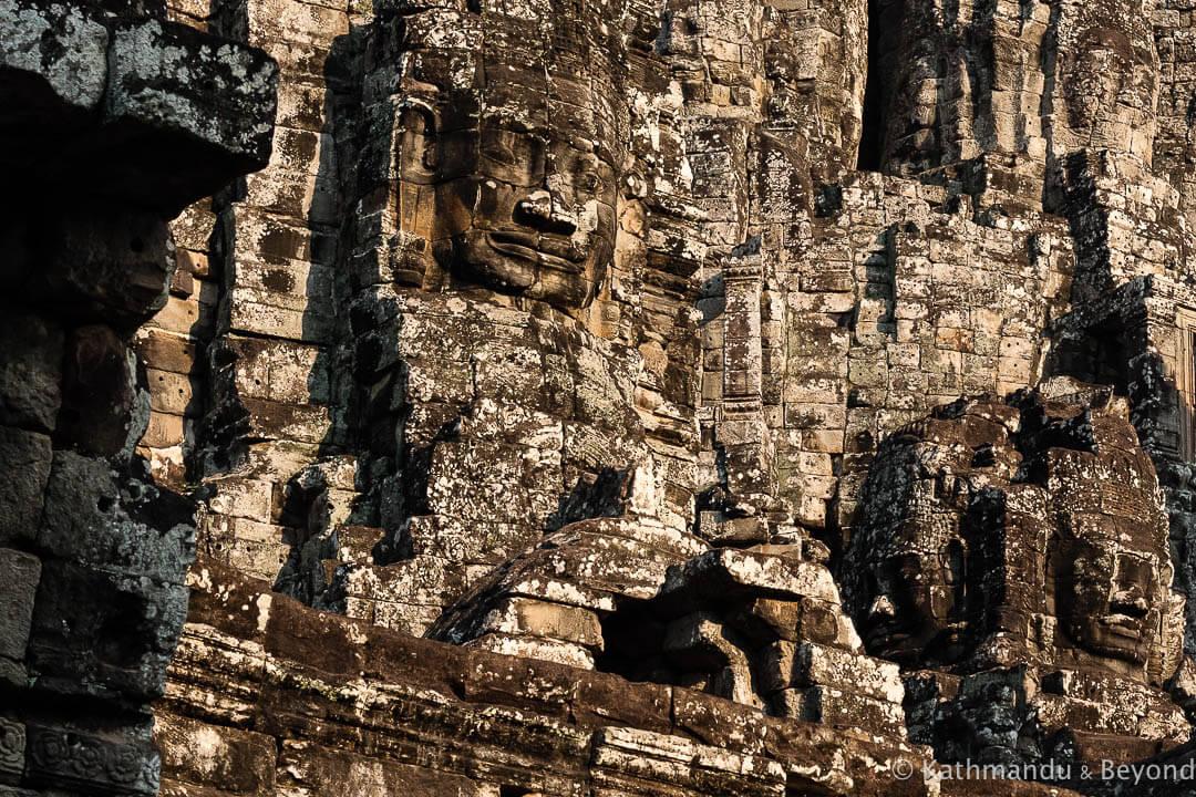 Angkor Thom Bayon Angkor Siem Reap Cambodia 222