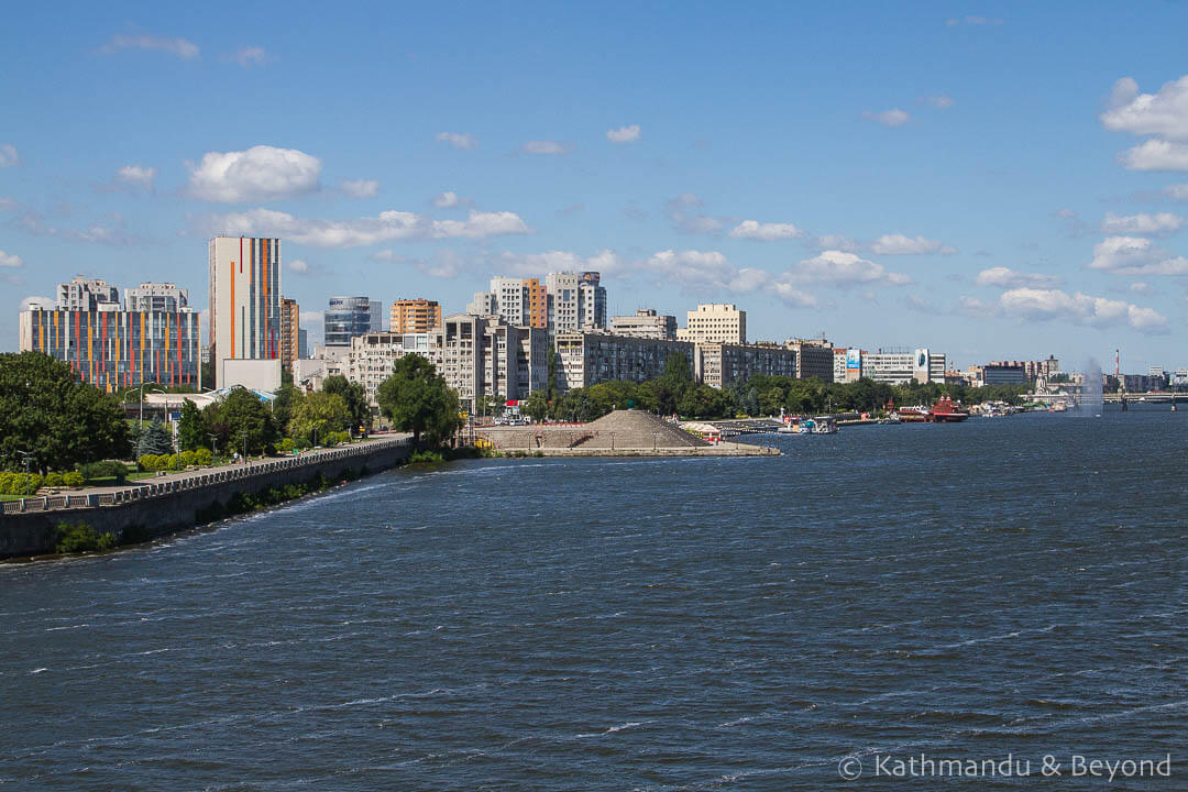 Dnipro River Dnipro Ukraine-1-2