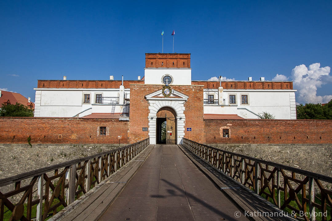 Dubno Castle Dubno Ukraine-2