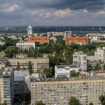 East of the Dnipro River – Dnipro (formerly Dnipropetrovsk)