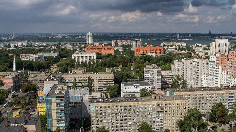 East of the Dnipro - What to do in Dnipro, Ukraine