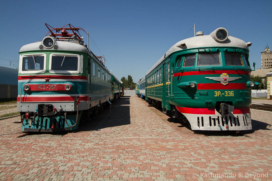 History Museum of the Southern Railway Kharkiv Ukraine-4