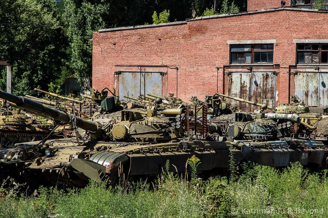 Malyshev Tank Factory Kharkiv Ukraine-3