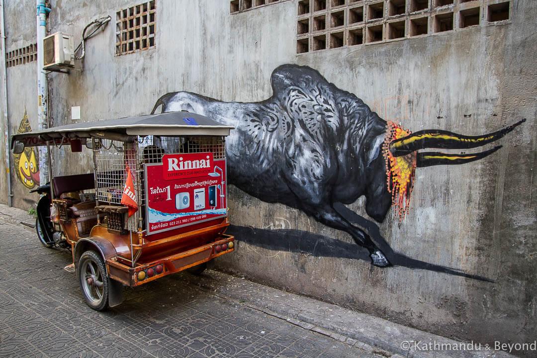 Phnom Penh Cambodia_