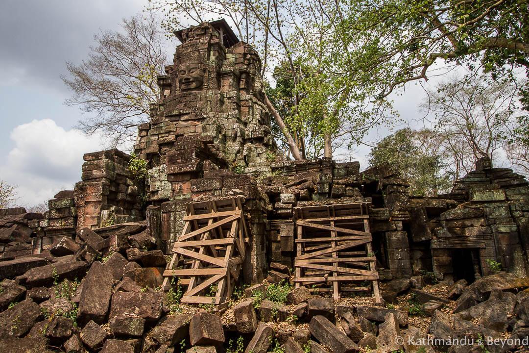 Prasat Preah Stung Preah Khan Kompong Svay (Prasat Bakan) Cambodia-5