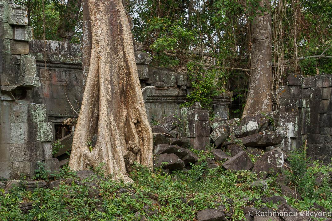 Preah Khan Kompong Svay (Prasat Bakan) Cambodia-15