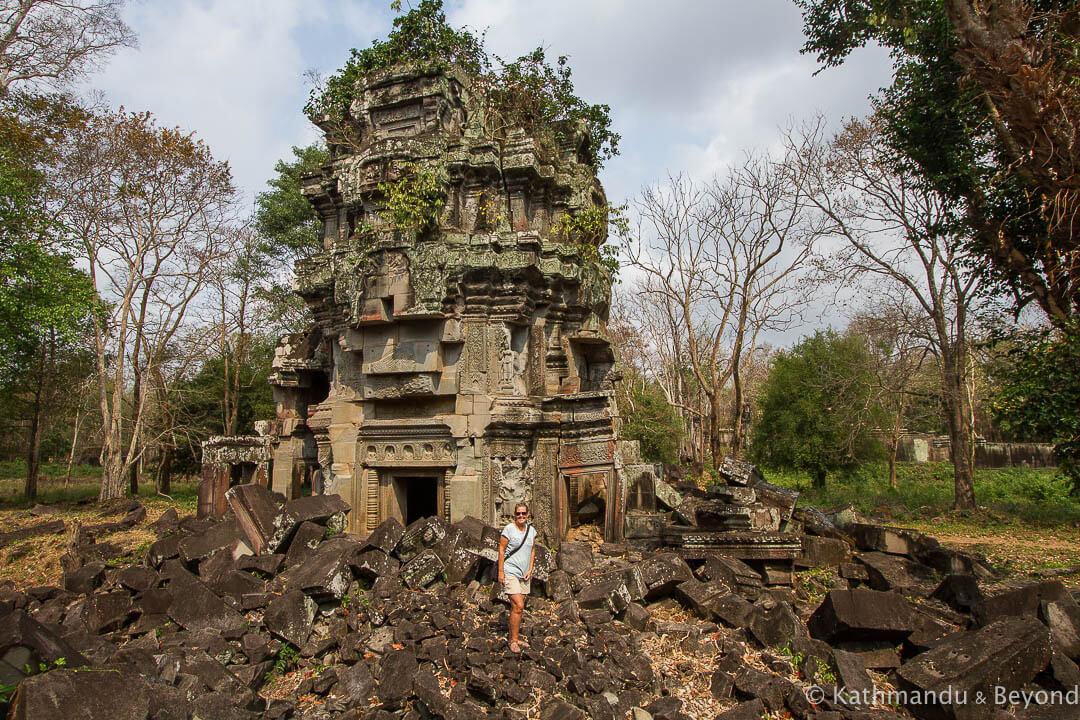 Preah Khan Kompong Svay (Prasat Bakan) Cambodia-28