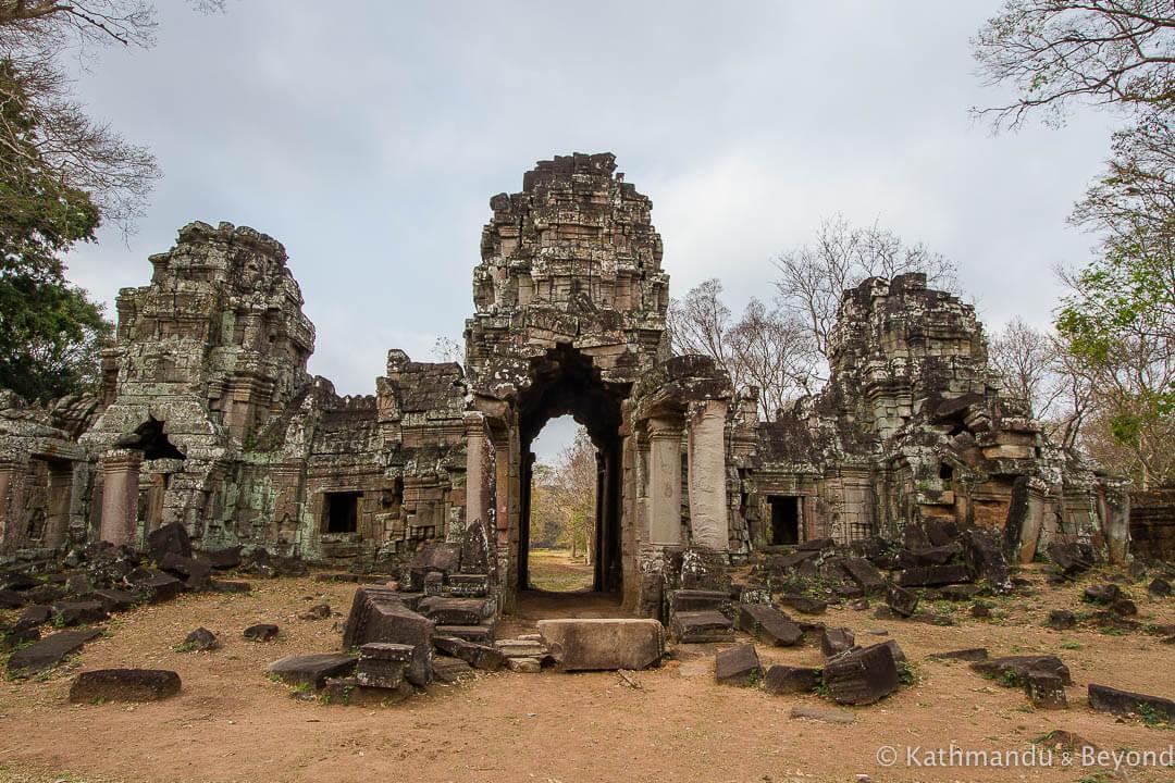 Preah Khan Kompong Svay (Prasat Bakan) Cambodia-3