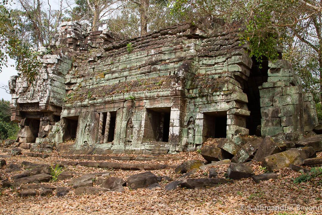 Preah Khan Kompong Svay (Prasat Bakan) Cambodia-55