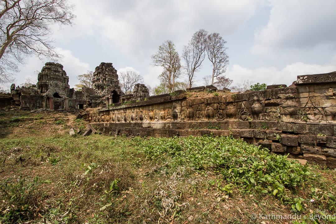 Preah Khan Kompong Svay (Prasat Bakan) Cambodia-64