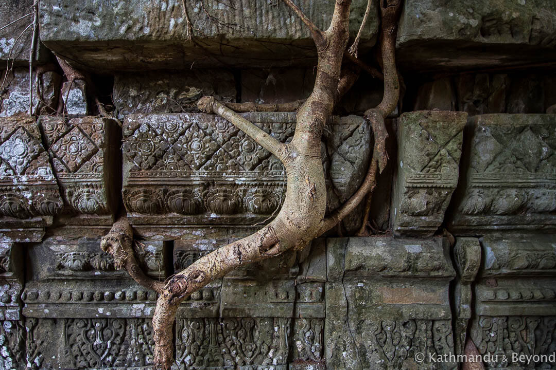Preah Khan Kompong Svay (Prasat Bakan) Cambodia-7