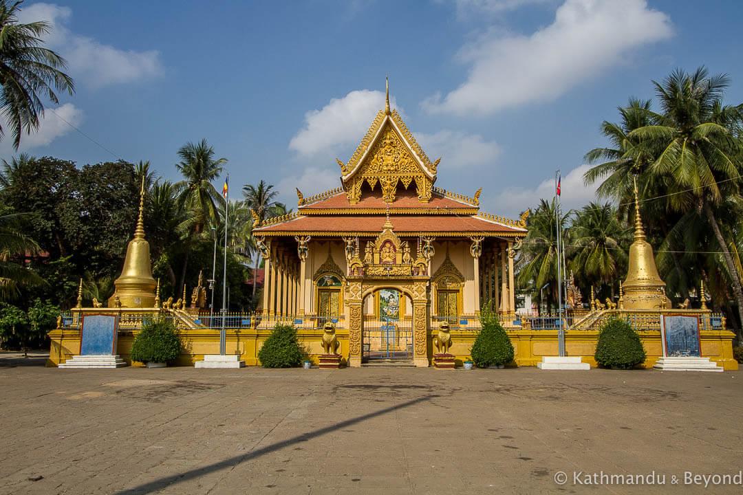Wat Pipetharam Battambang Cambodia