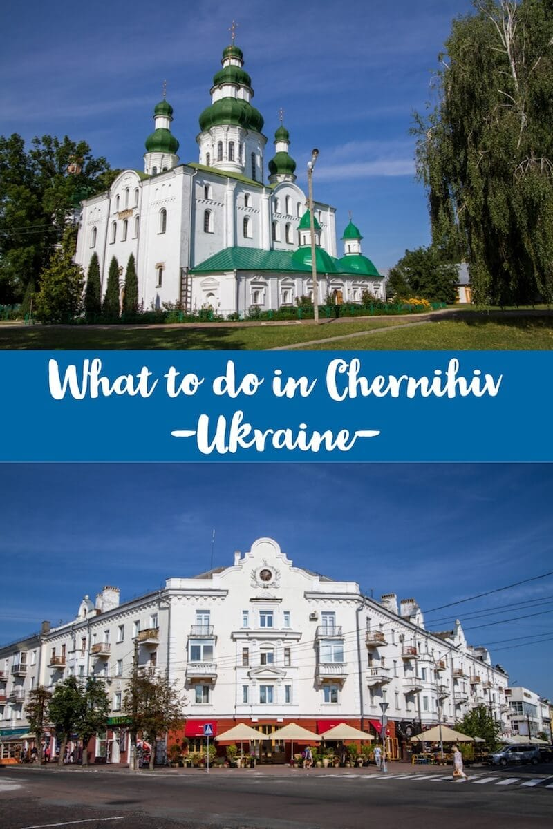 What to do in Chernihiv, #Ukraine #travel #offthebeatenpath #europe