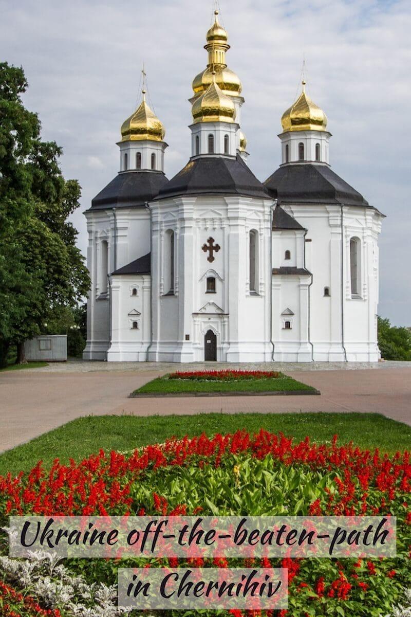 Slavutych: a selection of sites
